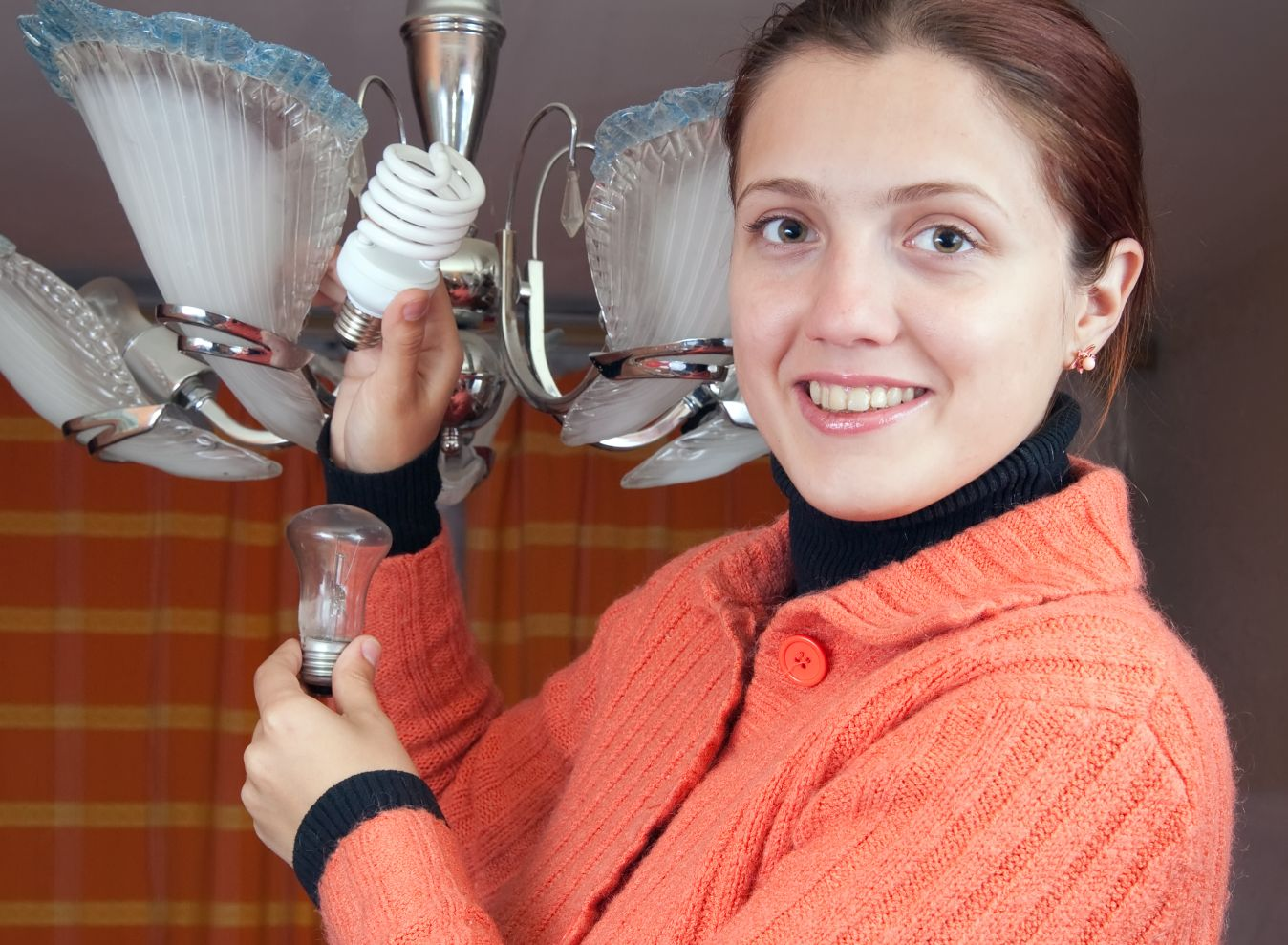 Replacing Light Bulbs