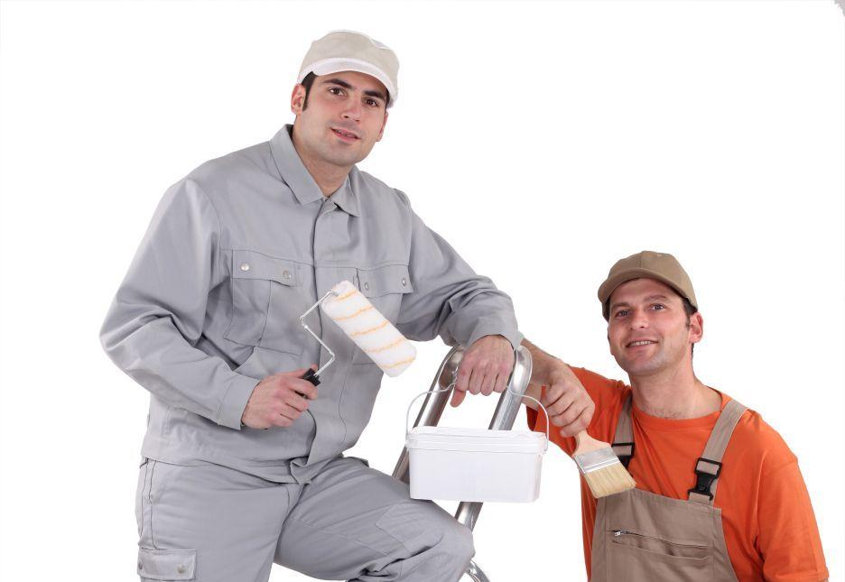 Small paint jobs